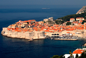 Cruise destination: Dubrovnik