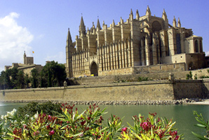 Cruise destination: Palma de Mallorca