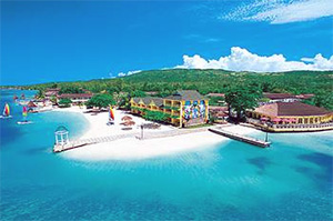 Carnival Conquest Destination Caribbean Montego Bay