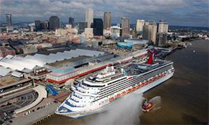 Carnival Conquest Destination Caribbean New Orleans Louisiana Monocruise Com